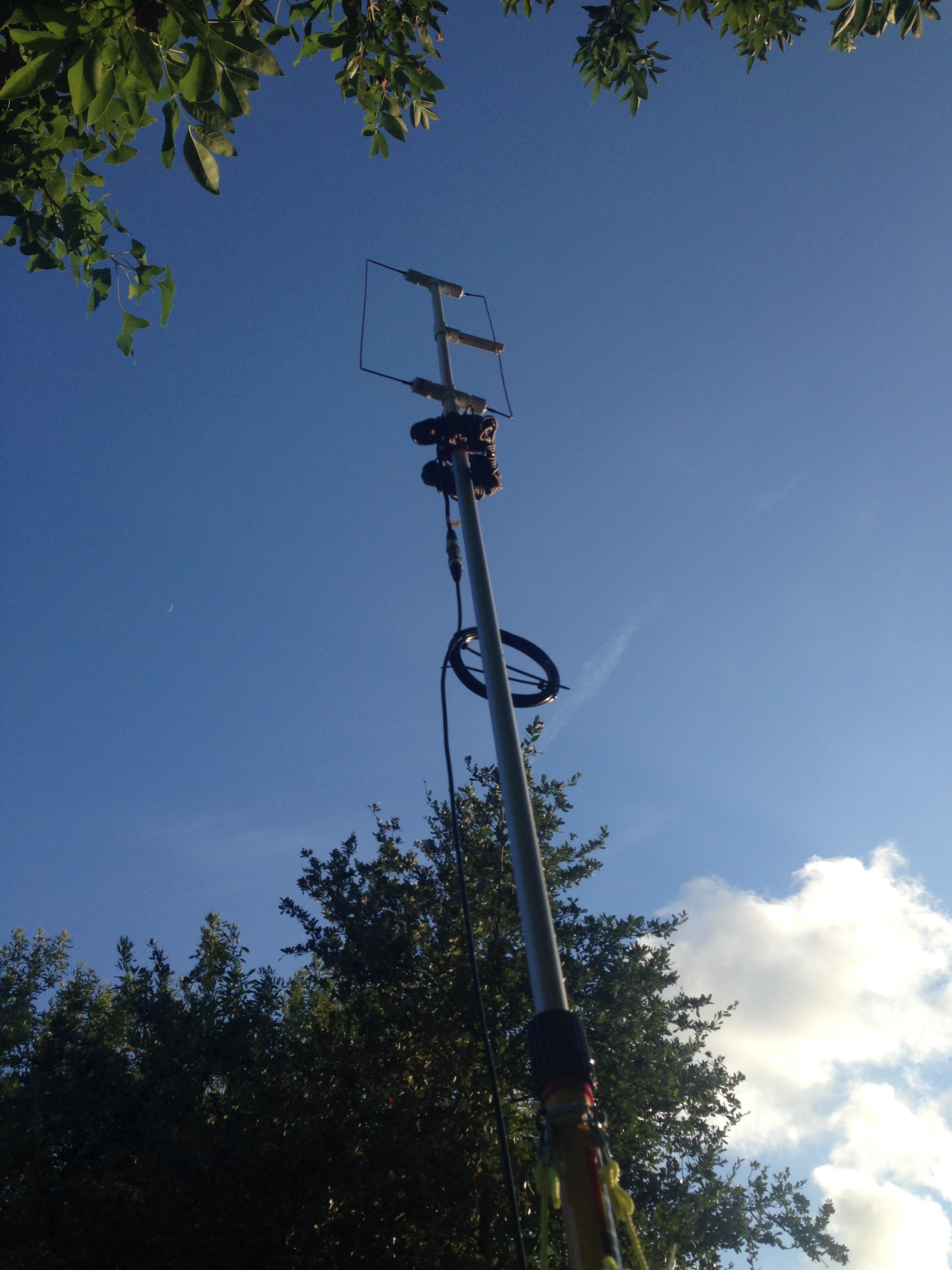 2m Moxon | Adventures in Amateur Radio